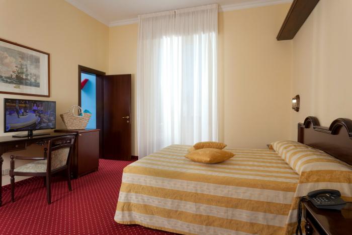 suite asso e pepe - hotel milano helvetia riccione