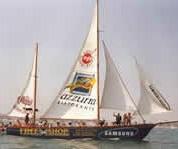 sailing boat trip in Riccione