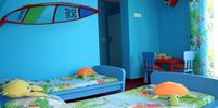 suite asso e pepe hotel 3 stelle Riccione con piscina