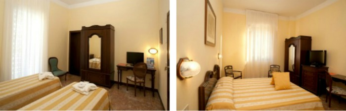 3 star hotel in Riccione rooms