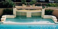business hotel Riccione con piscina