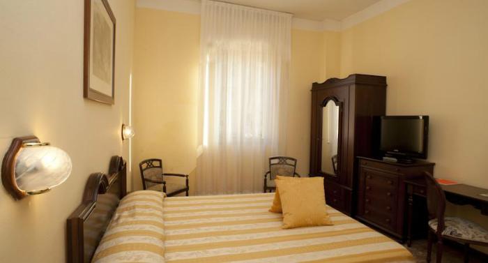 camere hotel 3 stelle riccione