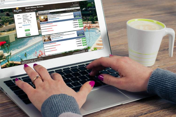 prenotazione online hotel riccione