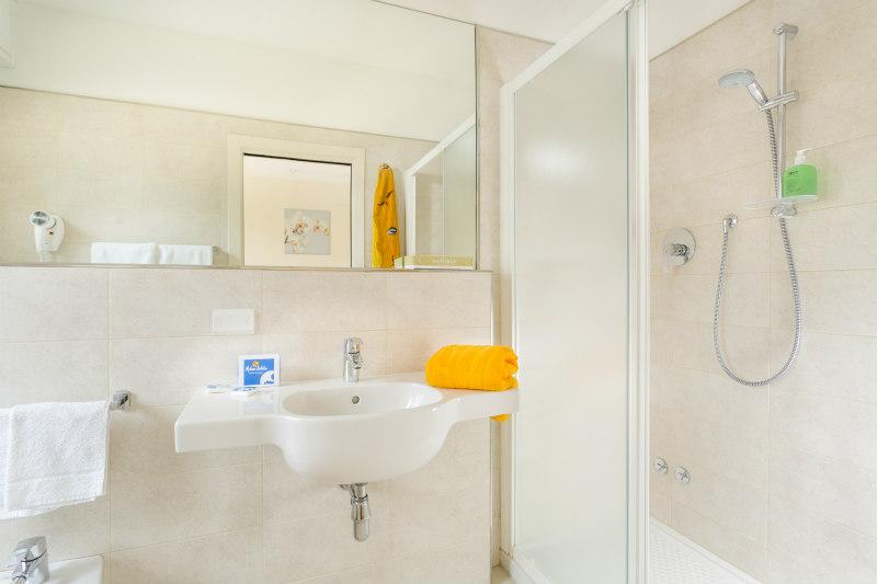 Camere Hotel 3 Stelle Riccione - Family hotel Riccione
