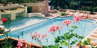 business hotel Riccione con piscina